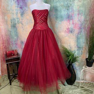 📌Alfred Angelo Prom -Sweet 16- Princess Gown